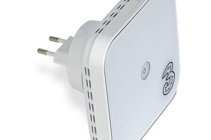Huawei B190 – wyłączenie diody podświetlenia
